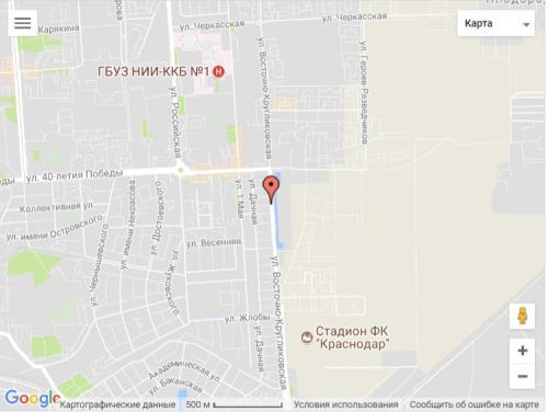 Восточно кругликовский район. Обзор района «Восточно -Кругликовский»